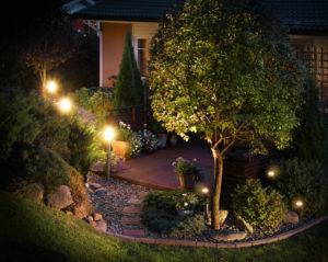 Nj With Unique Landscape Lighting